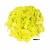 100 Pack Yellow Hair Ties