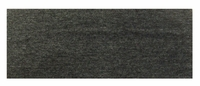 "3"" Cotton Headband Charcoal"