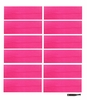 "3"" Cotton Headbands Pink 12 Pack"