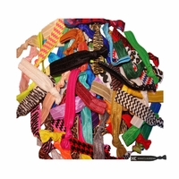 50 Pack of Hair Ties You Pick Colors