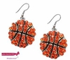 Basketball Hook Earring