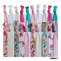 Blossom 20 Pack Hair Ties