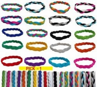 Braided Headbands U Pick 1 Color