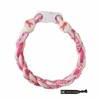 Breast Cancer Awareness Ionic Titanium Bracelet