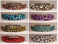 Cheetah Glitter Headbands