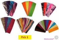 Cotton Headband 1 Pack U Pick Color