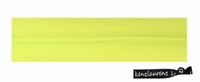 Cotton Stretch Headband Neon Yellow