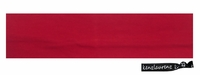 Cotton Stretch Headband Solid Burgandy