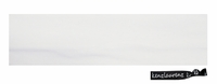 Cotton Stretch Headband Solid White