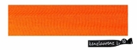 Cotton Stretch Headband Neon Orange