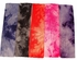 Cotton Stretch Headbands - Tie Dye - 5 Pack