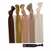 Designer 5 Pack Brown Ombre