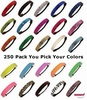 Glitter Headbands 250 Pack You Pick Your Colors