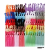 Hair Ties 100 Pack Lace