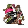 Hair Ties 20 Pack Jungle