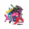 Hair Ties 20 Pack Polka Dots Assorted