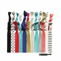 Hair Ties 25 Pack Premium