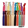 Hair Ties 20 Pack Solids