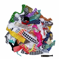 Hair Ties 200 Pack Grab Bag