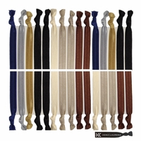 Hair Ties 30 Pack Neutral Tones