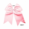 "JUMBO 8"" Light Pink Bow"