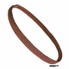 Mini Headband Brown