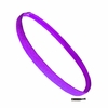 Mini Headband Purple