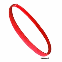 Mini Headband Red