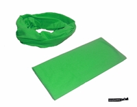 Moisture Wicking Headband Green