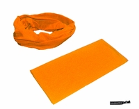 Moisture Wicking Headband Orange