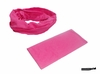 Moisture Wicking Headband Pink