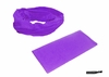 Moisture Wicking Headband Purple