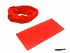 Moisture Wicking Headband Red