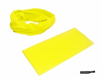 Moisture Wicking Headband Yellow