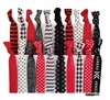 Nebraska 20 Pack Hair Ties