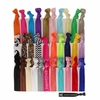 No Crease Hair Ties Hair - 30 Pack By Kenz Laurenz