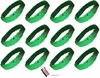 Sequin Headbands 12 Pack Green