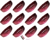 Sequin Headbands 12 Pack Maroon