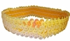 Sequin Headbands Yellow