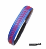 Softball Headband Blue/Red