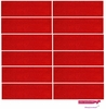 Sweatbands 12 Pack Red