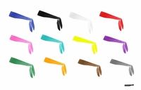 Tie Back Headbands 12 Pre-Pack Assorted