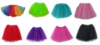 Tutu Mini Shirts for Girls