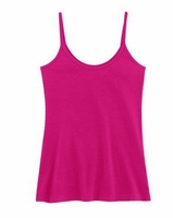 Women's Cami Tank Top - Hot Pink
