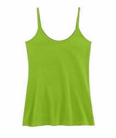 Women's Cami Tank Top - Lime