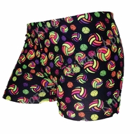 Women's Spandex Shorts - Volleyball