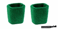 Wristband 2 Pack Green