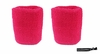 Wristband 2 Pack Hot Pink
