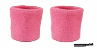 Wristbands 2 Pack Light Pink