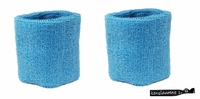 Wristbands 2 Pack Teal